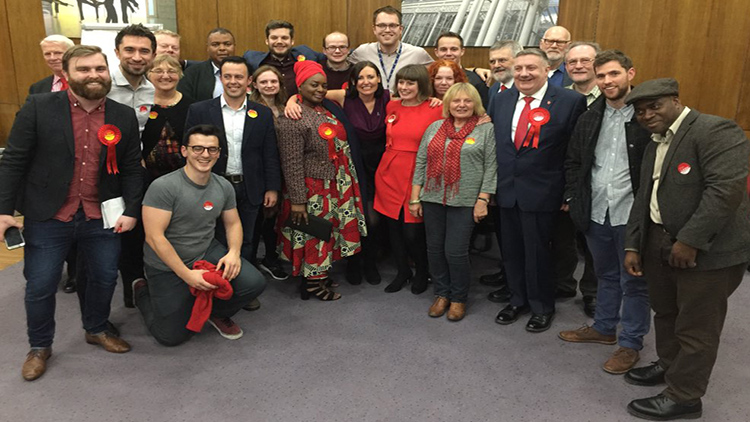 Pic: Lewisham Labour