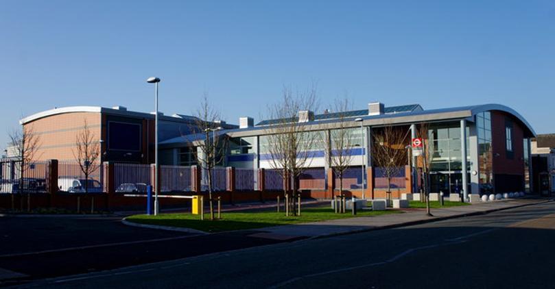 croydon-police-custody-centre