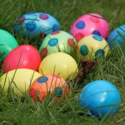 Easter eggs. Pic; Donar Reiskoffer via Wikimedia Commons.