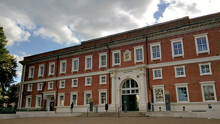 photo of Goldsmiths University of London