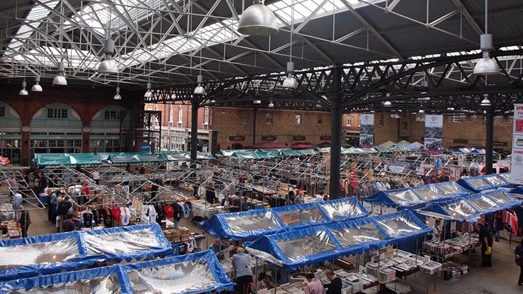 Old Spitalfields Market Pic: Craig Nagy (Flickr)
