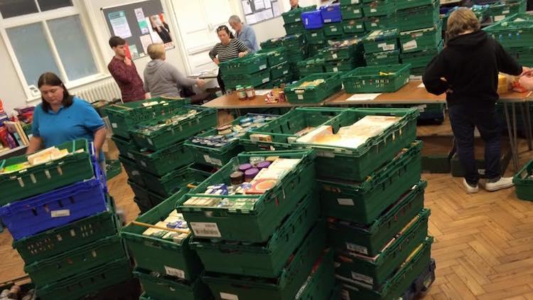 Demand Rises At Foodbanks Across Lewisham Eastlondonlines