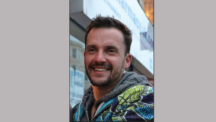 Dan Glass, founder of Queer Tours of London and winner of Activist of the Year at the Sexual Freedoms Award 2017. Pic: Supplied