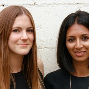 Olivia Head and Sneh Jani, co-founders of Bread & Roses which works to help refugee women into work
