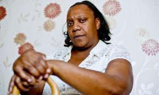 Pauline Pearce, the 'Hackney Heroine', Pic: Liberal Democrat Press Office