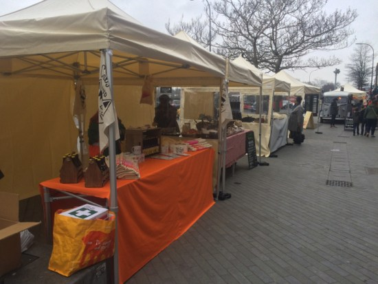 A variety of stalls, from food and drink, to clothes and plants, were at Catford Food Market. Pic: William Taylor-Gammon