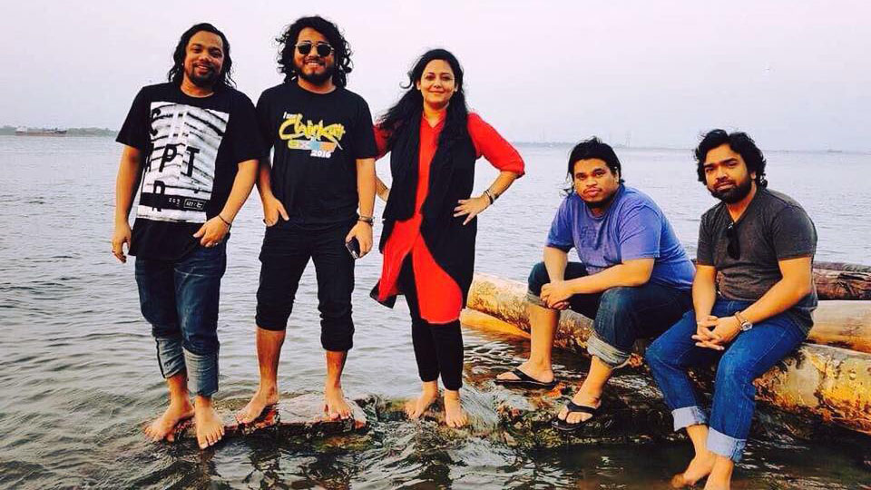 Headlining band Chirkutt will come all the way from Bangladesh to perform at the Mela. Pic: Chirkutt