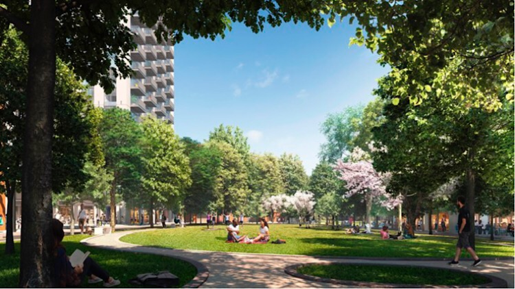 Wood Wharf plans will completely transform Canary Wharf