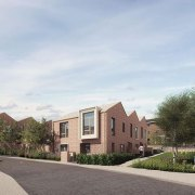 Artist's impression of the Upper Norwood Ravensdale development
