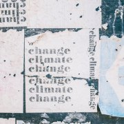 Climate change posters
