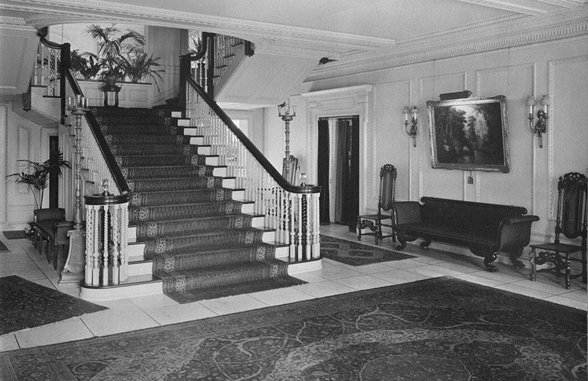 Historic Mansion  George Eastman Museum