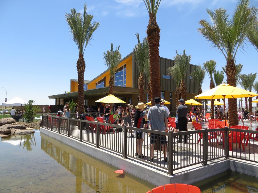 Eastmark celebrated its Grand Opening on June 1st in Mesa Arizona