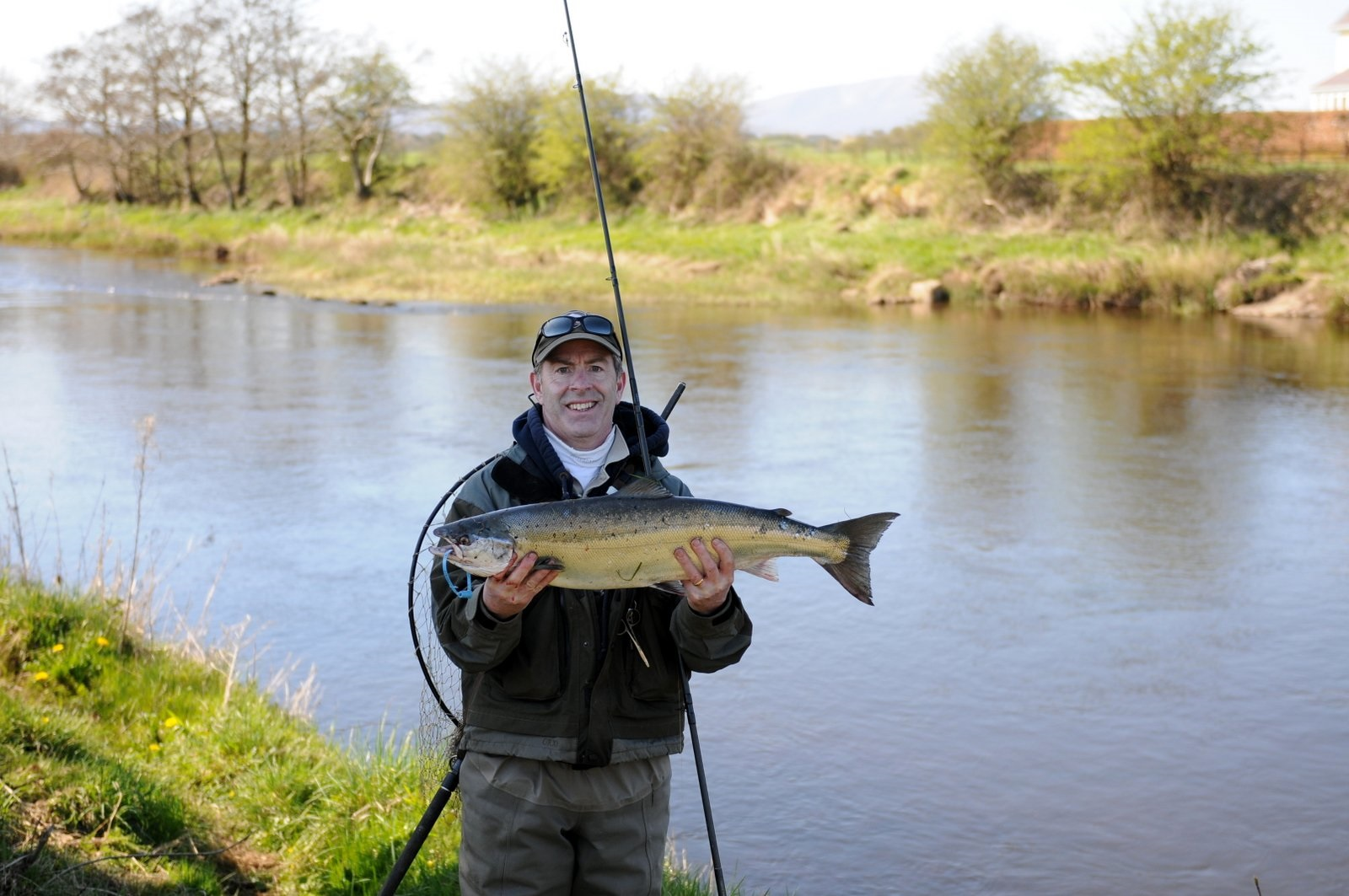 East Mayo Anglers Association Salmon caught by Aidan Connolly