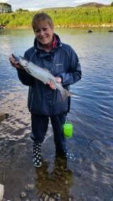 East Mayo Anglers Teresa Fadden Castlebar 4lbs 6th July'15