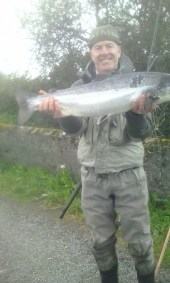 East Mayo Anglers Brian Connolly N