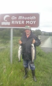 East Mayo Anglers Eamon Walsh Sligo 4lb and 5lb Long Bank and Boat Hole Sp 12'7'15