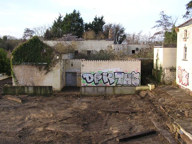 Old Mill Dereliction