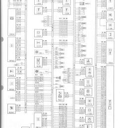 citroen xsara picasso central locking wiring diagram [ 1176 x 1684 Pixel ]