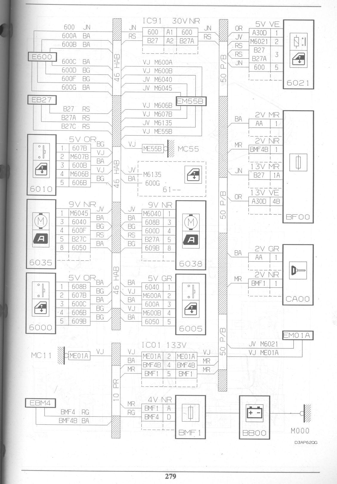citroen c5 airbag wiring diagram ba xr6 speaker xantia schematic pdf xe librarycitroen