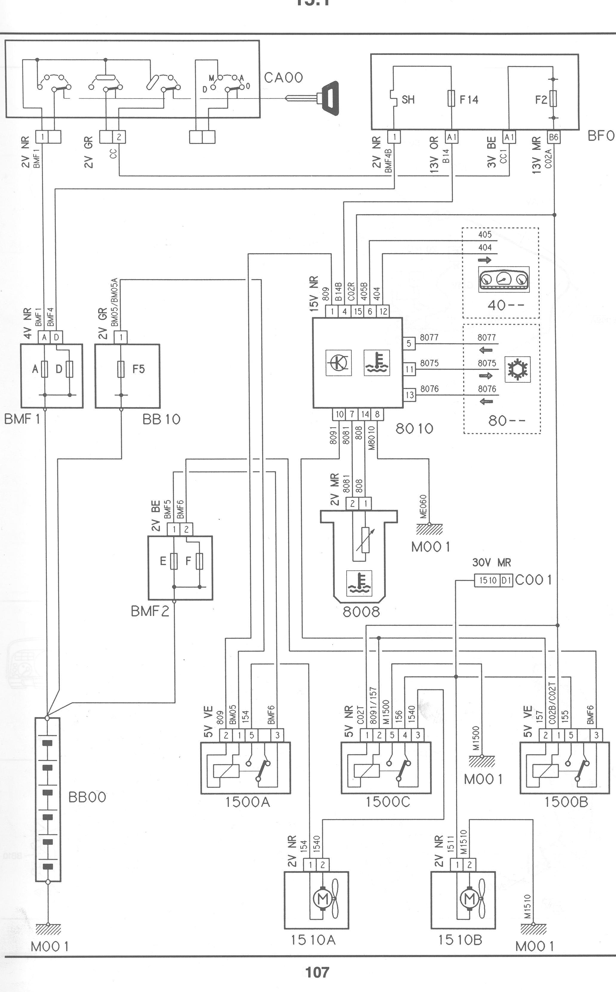 Citroen Ax Wiring Diagram Schemes. Citroen. Auto Wiring