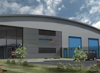 £2.5m relocation for Lincoln Precision Engineering