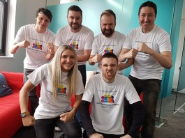 Telecomms business to tackle obstacles for Notts hospice