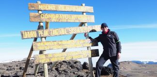 G F Tomlinson property manager to trek Inca Trail for charity