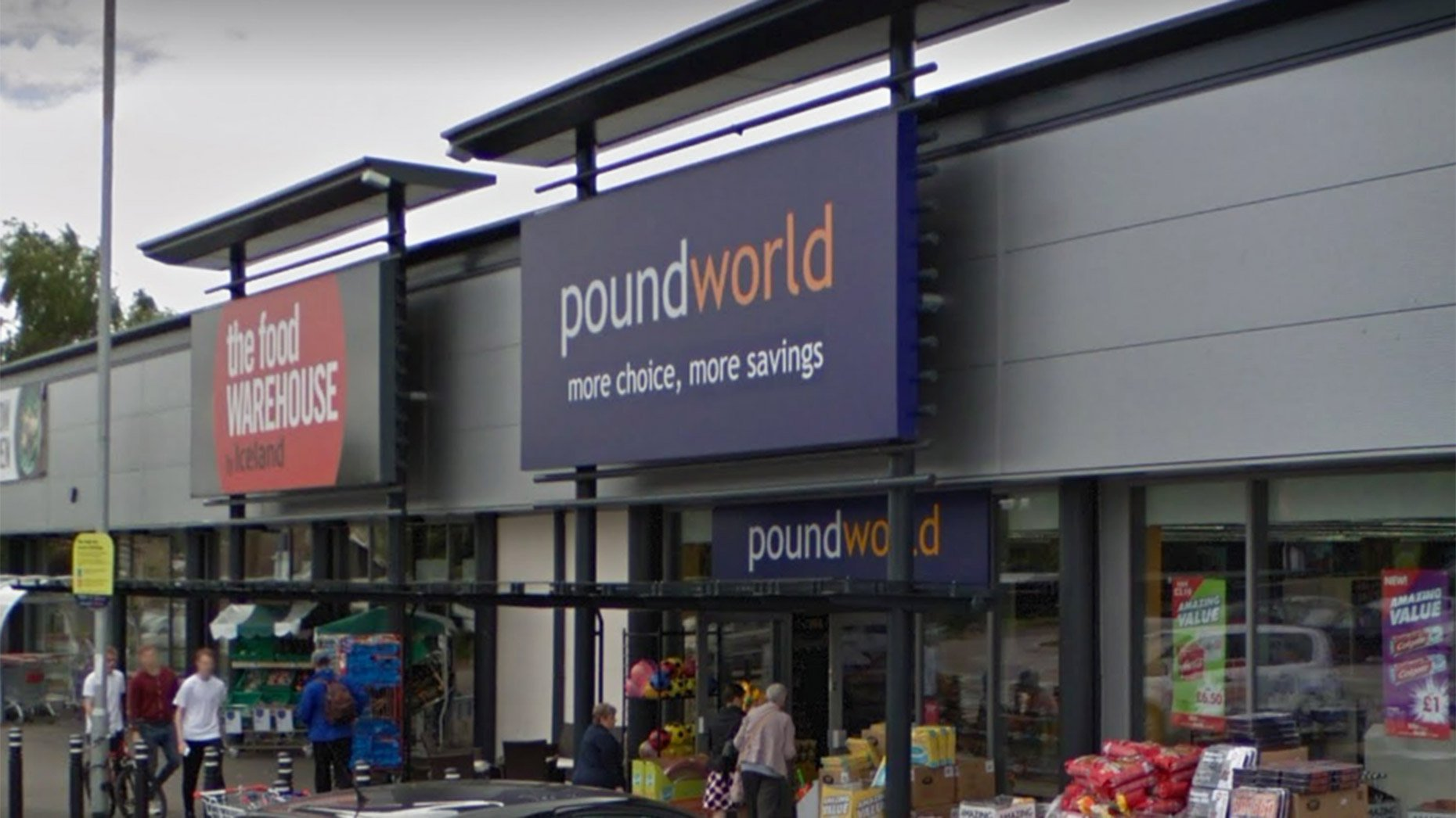 Poundworld teeters on the brink of going into administration