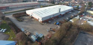 CPP completes on £3m sale of Chesterfield warehouse