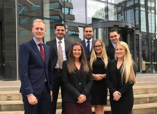 Slew of new trainees start at Shakespeare Martineau
