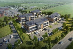 Inspired Villages Group signs contract for offices at new Edwalton Business Park