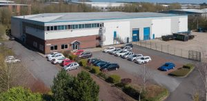 Sherwood Park industrial building sells for £3m