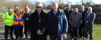 Work starts on new rehabilitation centre in Daventry