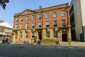 Ground floor of Grade II listed Chesterfield building sold to private investors
