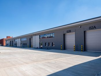 First new units snapped up on industrial park at Whetstone, Leicester