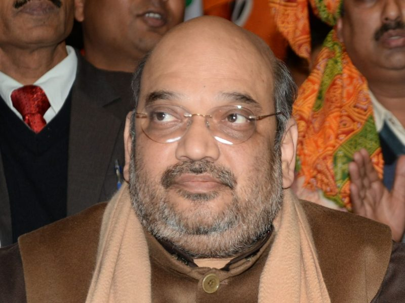 Amit Shah to chair meeting with CMs of NE states on July 17