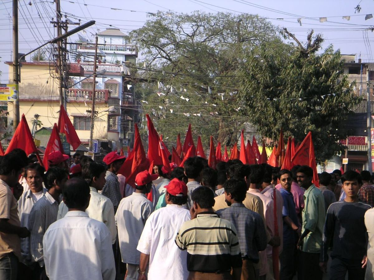 Left-Congress-ISF alliance to kick off Bengal campaign with mega Kolkata rally