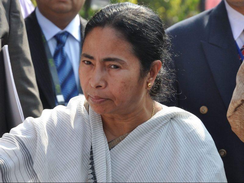 Cops from BJP-ruled states terrorising Nandigram voters: Mamata Banerjee