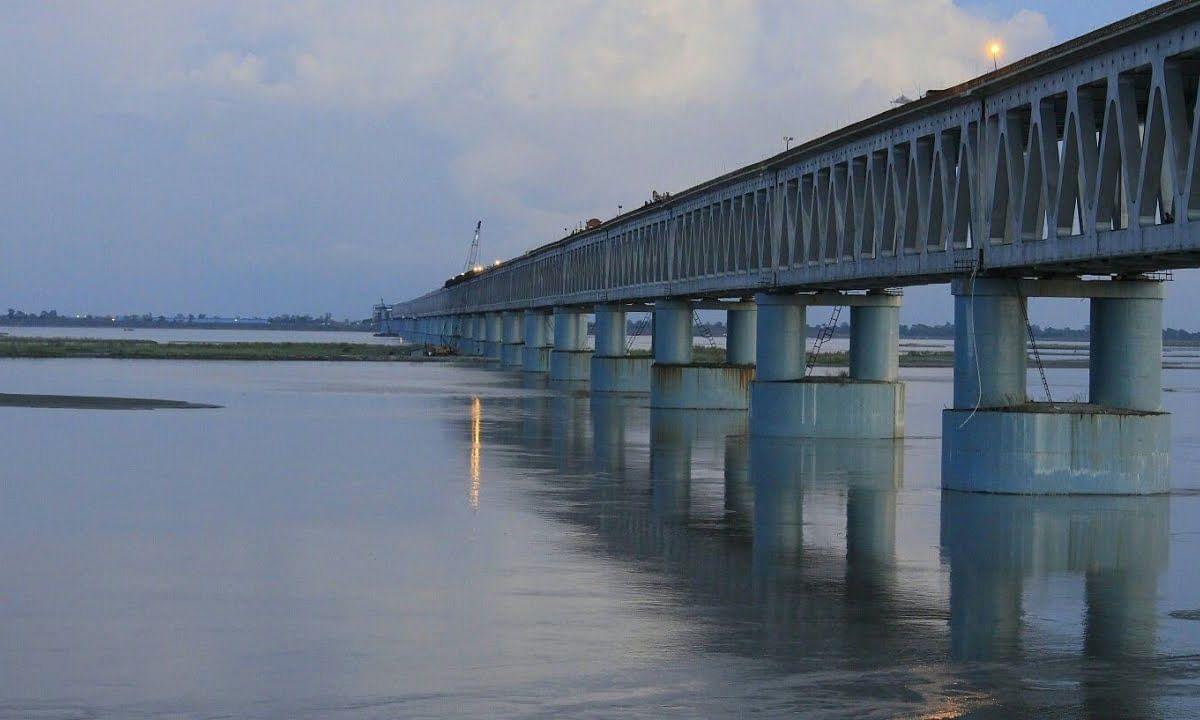 Assam OKs SGST Reimbursement Scheme for Majuli bridge project