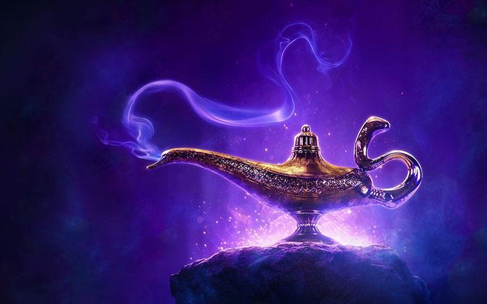 aladdin Lamp 2019 Movie