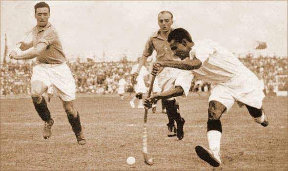 Hockey Wizard Dhyan Chand