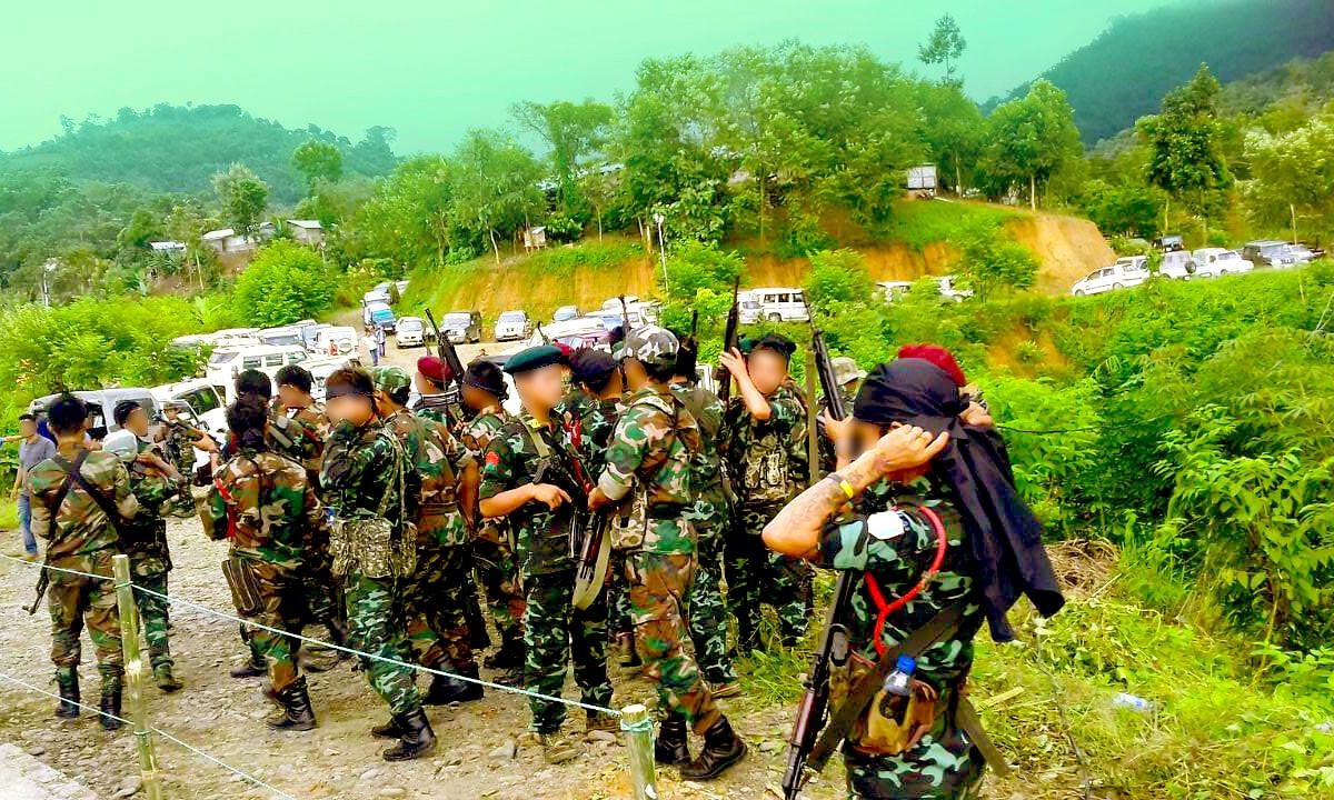 Nagaland: NSCN groups deny demanding 'share' from COVID-19 funds