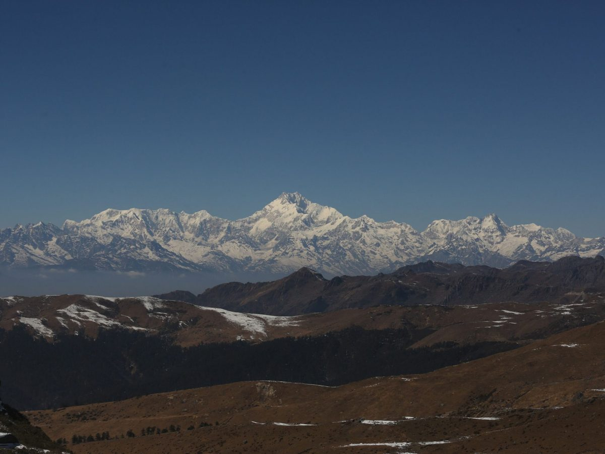 Himalayan mountains and climate change