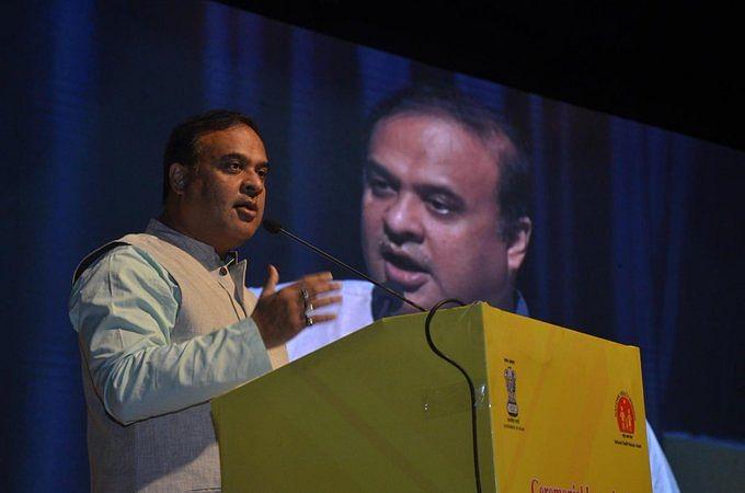 Himanta Biswa Sarma rips into the Congress-AIUDF alliance