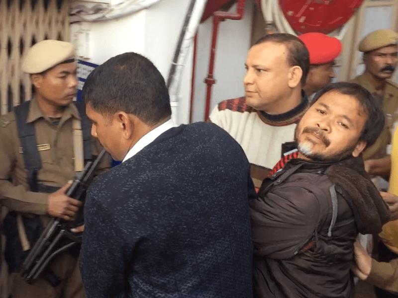 Jailed Raijor Dal leader Akhil Gogoi won Sivasagar with 53,834 votes