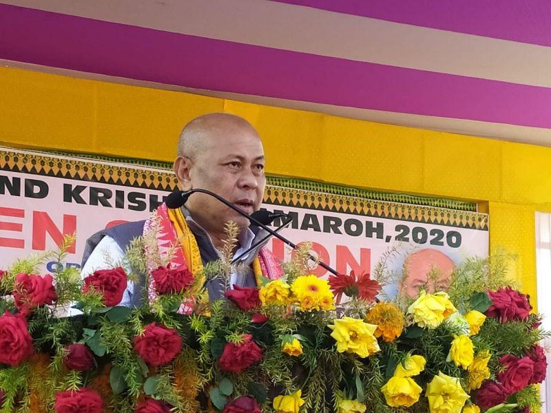 BPF chief Hagrama Mohilary