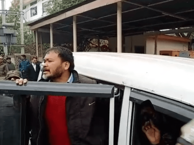 NIA bail to Akhil Gogoi