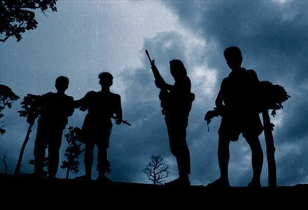 Seven cadres of newly formed MNLF surrender before police