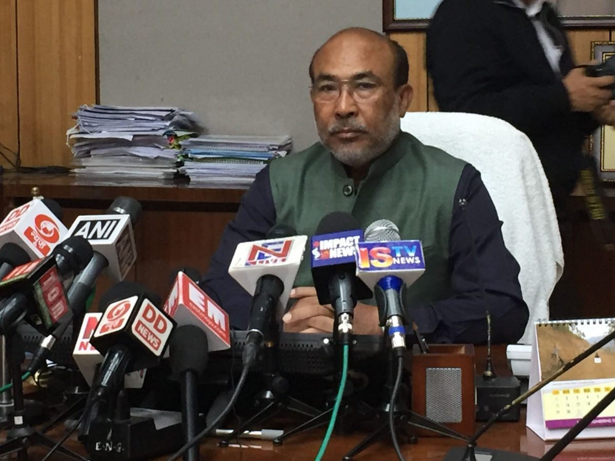 Manipur: Govt to bear cremation, burial expenses of COVID-19 victims, says CM