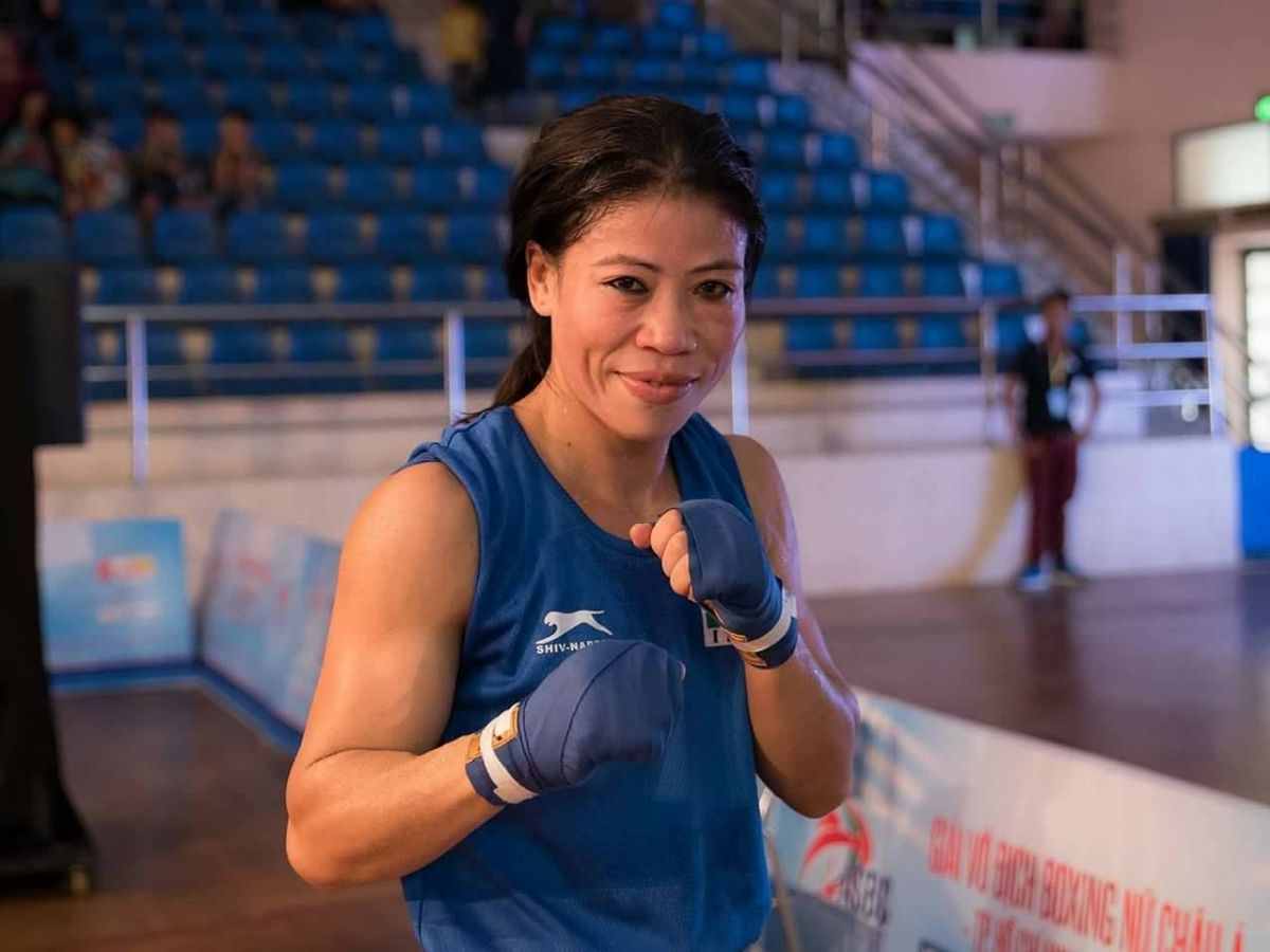 Mary Kom Spanish in boxing tourney